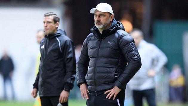 Provod nahradil Součka skvěle, na tomhle postu jsme dneska problém úplně neměli, říká trenér Jindřich Trpišovský.