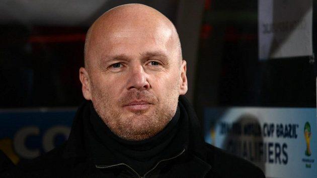 Trenér národního týmu Michal Bílek po duelu s Dánskem věděl, že je zle.