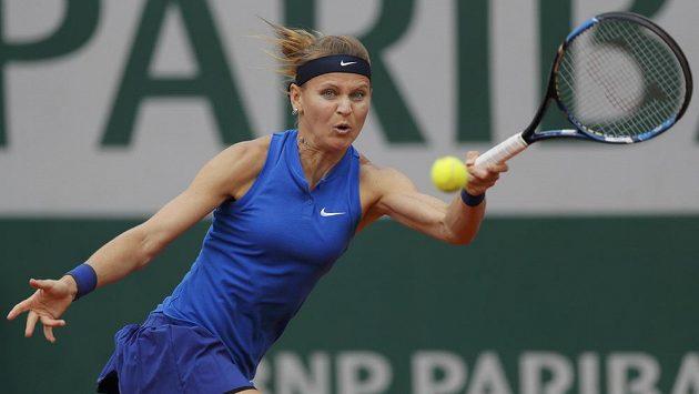 Před rokem se Lucie Šafářová dostala do finále French Open, nyní skončila ve 3. kole.