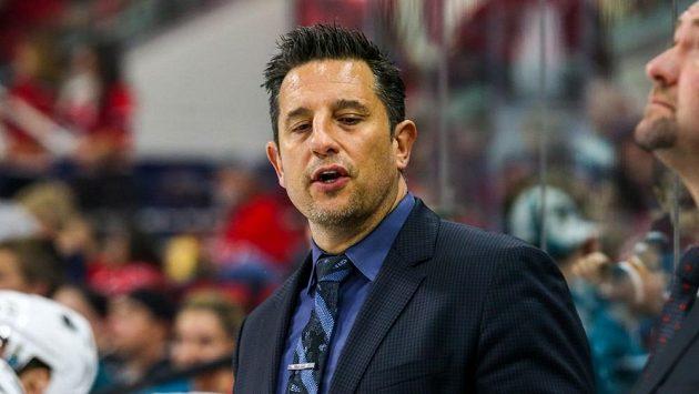 Nový trenér hokejistů Floridy Bob Boughner.