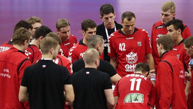 Čeští házenkáří na MS v Kataru třikrát prohráli, dočkají se výhry proti Islandu?