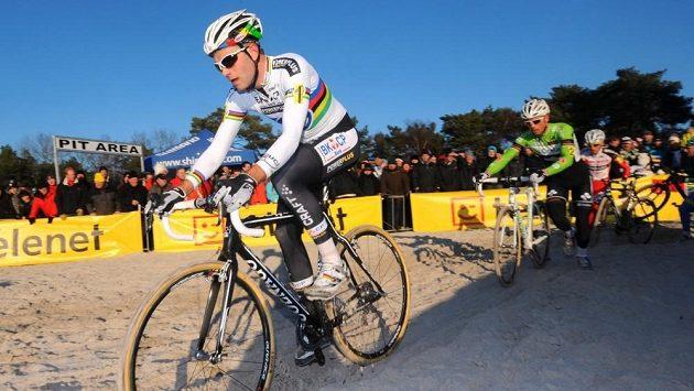 Belgický cyklokrosař Niels Albert