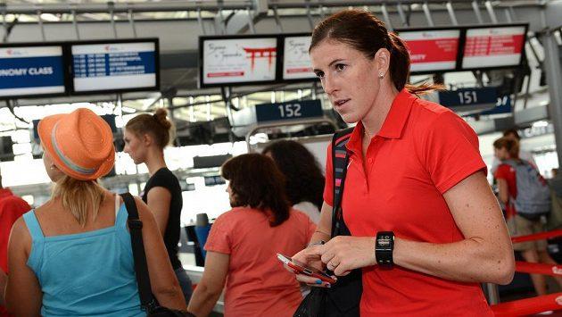 O tom, zda odletí i na mistrovství Evropy do Curychu, bude mít Zuzana Hejnová jasněji po mistrovství republiky.