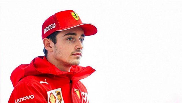 Charlese Leclerca letos čeká sezona F1 ve stáji Ferrari.