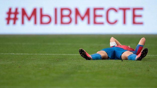 V ruské fotbalové lize přibývají případy nákazy koronavirem - ilustrační foto.