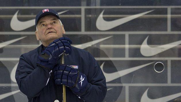 Nově jmenovaný trenér českého národního týmu Vladimír Vůjtek.