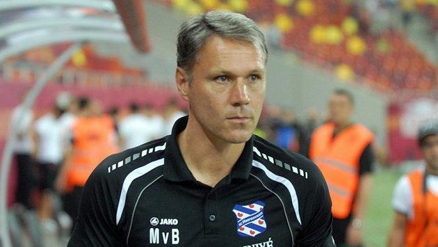 Trenér Marco van Basten