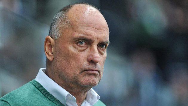 Nový trenérem hokejistů Litvínova se stal Vladimír Kýhos (na snímku z 30. září 2018).