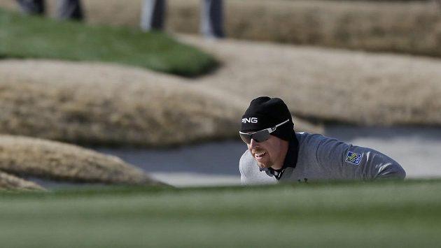 Americký golfista Matt Kuchar.