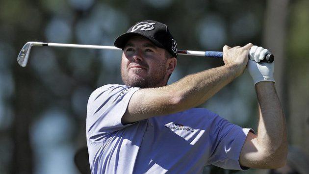 Golfista Robert Garrigus