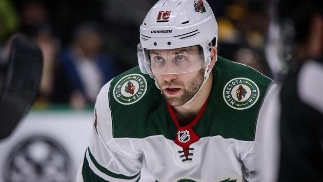 Jason Zucker míří do Pittsburghu.