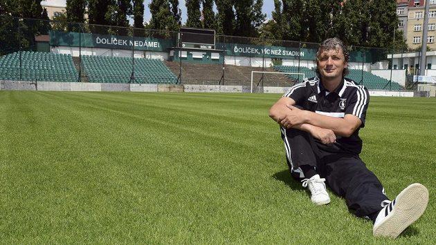 Trenér Bohemians Jozef Weber musel přiznat, že se Klokani při návratu do ligy posadili rychle na tvrdou zem.