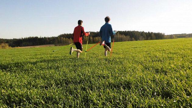Nordic running? Už jste zkusili?