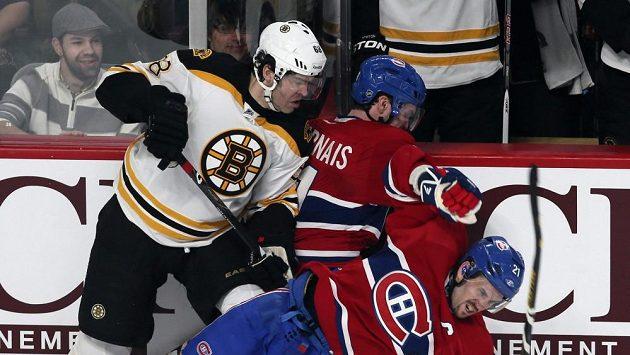 Jaromír Jágr bojoval proti Canadiens jako lev.