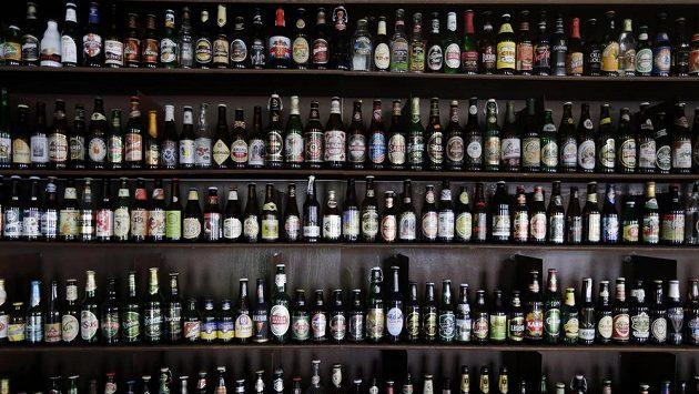 Stovky piv. Jednou se v muzeu objeví i ty, které jsou bez alkoholu.