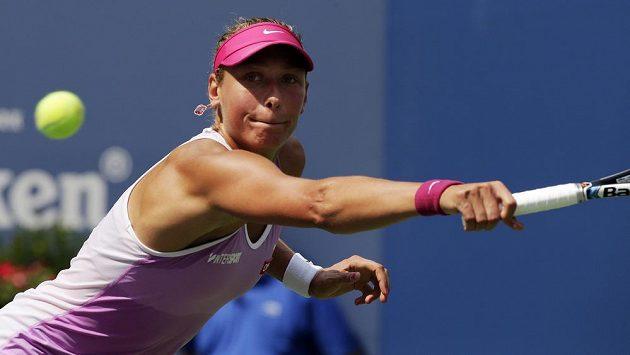 Belgická tenistka Yanina Wickmayerová.