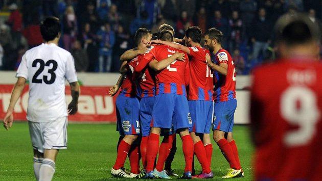 Navzdory Linhartovu gólu se Plzeňští radovali z výhry nad Českými Budějovicemi.