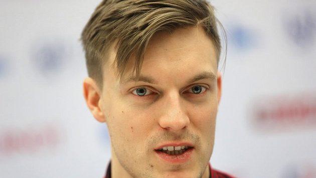 Ambasador mistrovství Evropy v krasobruslení Tomáš Verner.