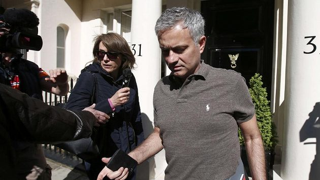 Jose Mourinho se už brzy má stát koučem Manchesteru United.