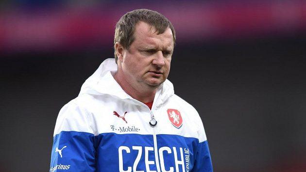Trenér Pavel Vrba se blíží k těžké prověrce s Nizozemskem.