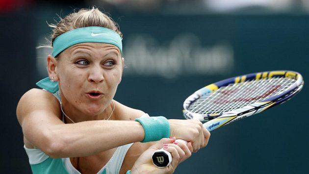 Lucie Šafářová získala v Charlestonu druhý titul ve čtyřhře v kariéře.