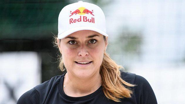 Beachvolejbalistka Barbora Hermannová