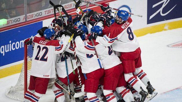 Dočkají se čeští hokejisté radosti ve čtvrtfinále proti Kanadě na mistrovství světa?