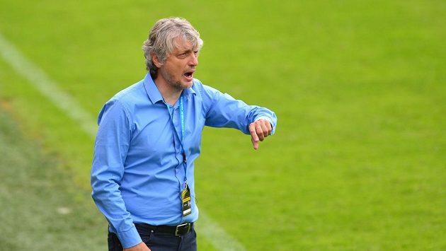 Trenér fotbalové Mladé Boleslavi Jozef Weber litoval nezvládnuté koncovky v Liberci.
