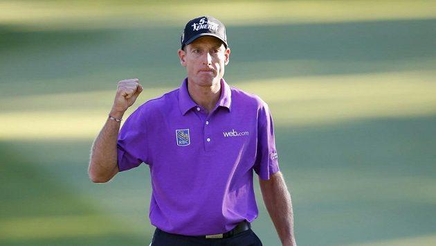 Americký golfista Jim Furyk letos šanci nedostal.
