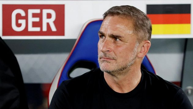 Nový trenér turecké fotbalové reprezentace Stefan Kuntz