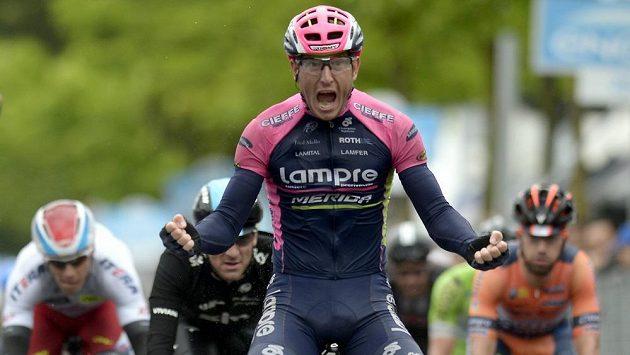 Contador po pádu už nevede, Kreuziger postoupil na čtvrté místo