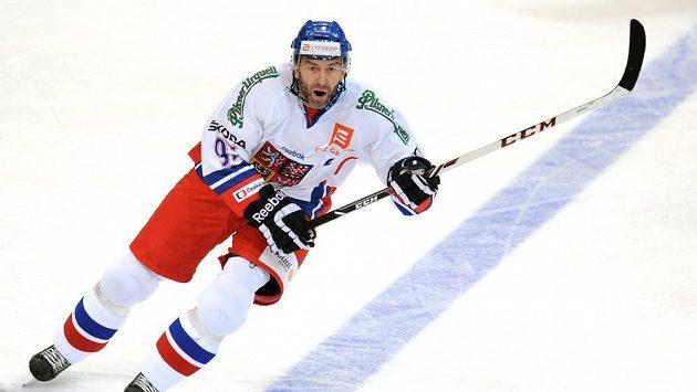 Útočník Petr Nedvěd je jedním z hokejistů, na kterého si Kanaďané velice dobře pamatují.