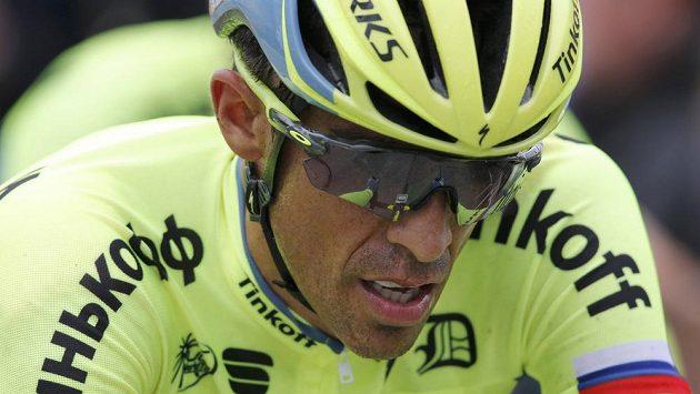 Alberto Contador přijde o olympiádu v Riu.