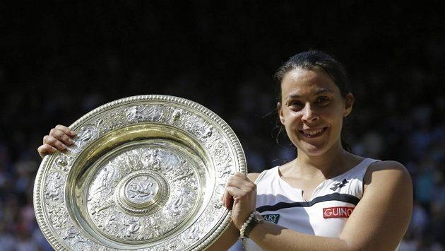 Vítězka letošního Wimbledonu Francouzka Marion Bartoliová končí s tenisem.