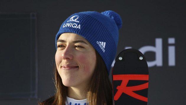 Petra Vlhová vyhrála ve Svatém Mořici paralelní slalom