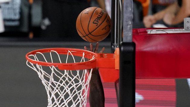 Nová sezona NBA by měla začít před Vánoci. Ilustrační foto.