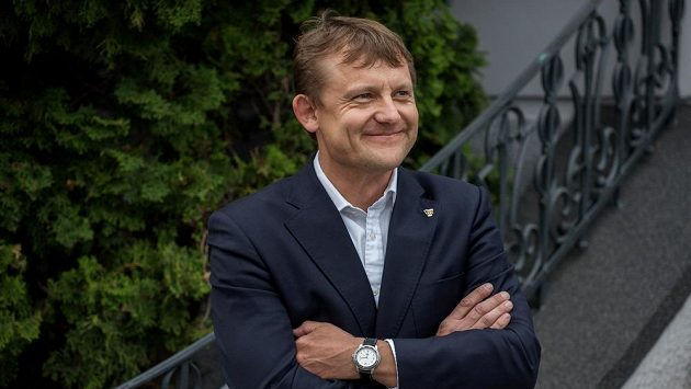 Martin Doktor českým sportovcům věří
