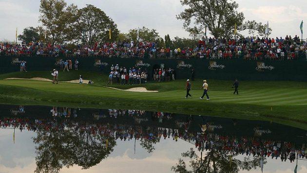 Golf. Ilustrační foto