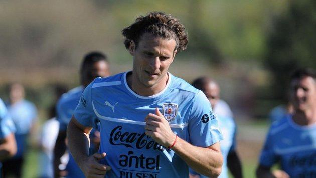 Fotbalista Diego Forlán