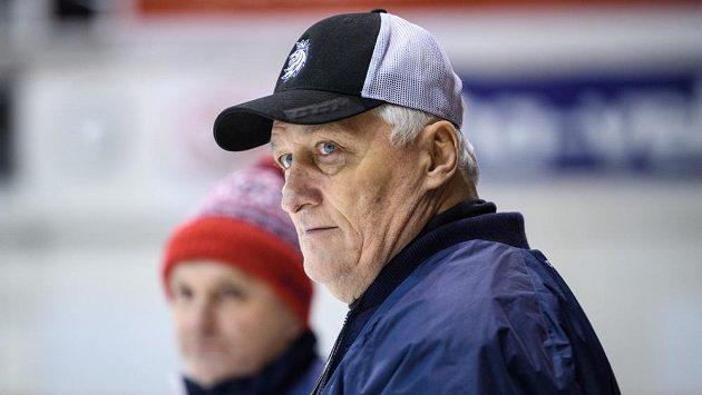 Trenér Miloš Říha a jeho svěřenci si letos pravděpodobně Euro Hockey Challenge nezahrají, jak to bude s mistrovstvím světa?