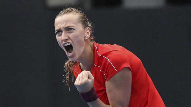 Česká tenistka Petra Kvitová.