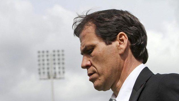 Trenér Rudy Garcia (na snímku) skončil na lavičce AS Řím, nahradí ho Luciano Spaletti.