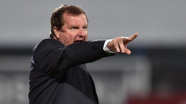 Pavel Vrba byl spokojen s výkonem, výsledek českého týmu ale nenadchl.