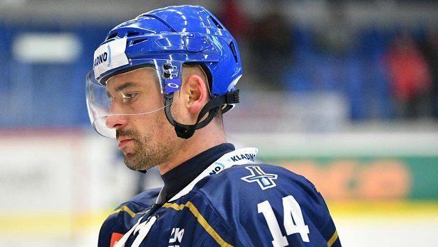 Tomáš Plekanec nastoupil za Kladno a připsal si tři body.