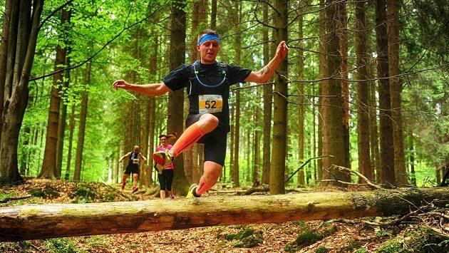 Kilpi Trail Running Cup pokračoval pěkně zostra Česko-německým půlmaratónem v Českém lese.