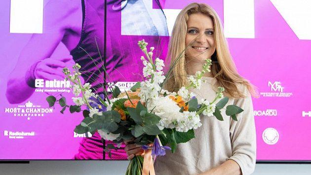 Tenistka Lucie Šafářová se nejspíše rozloučí s kariérou v domácím prostředí.