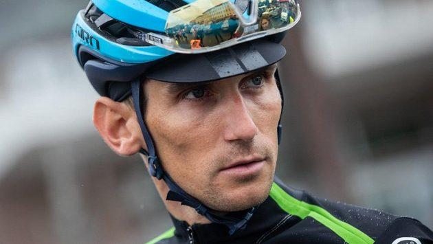 Roman Kreuziger, český závodník týmu NTT Pro Cycling.