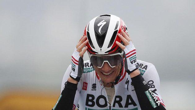 Rakušan Patrick Konrad vyhrál pyrenejskou 16. etapu Tour de France