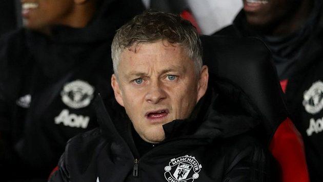 Kouč Manchesteru United Ole Gunnar Solskjaer. Ilustrační foto.