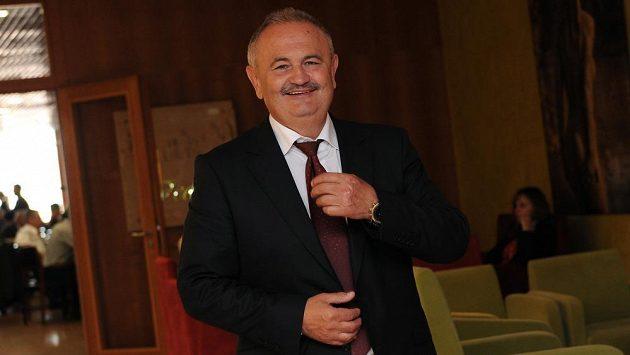 Šéf Teplic František Hrdlička